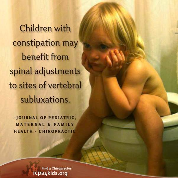 """child spinal adjustment subluxation"""